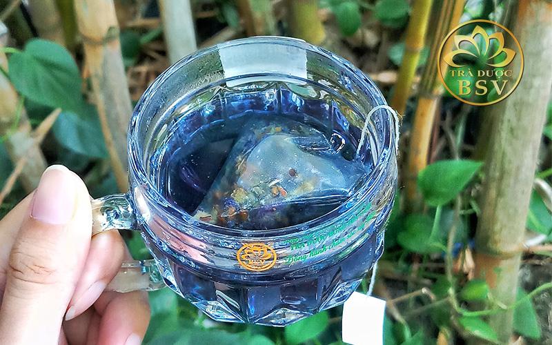 Pha trà khiên ngưu
